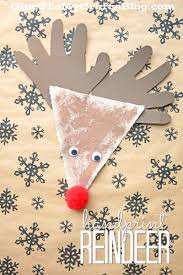 Kids Reindeer Crafts - 1929 best winter images on pinterest christmas activities