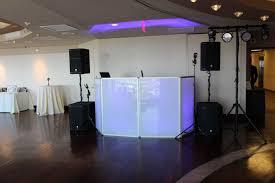 Living Room Uplighting The State Room Boston Massachusetts Wedding Disc Jockey Dj Mashane