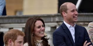 Prince William And Kate Prince William And Kate Middleton Host Tea Party At The Palace