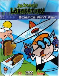 dexter u0027s laboratory science ain u0027t fair for windows 2001 mobygames