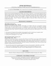 Resume Simple Sample by Assistant Branch Manager Sample Resume Simple Bank Resume Example