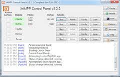 cara membuat database baru mysql tutorial membuat database baru di mysql dengan gambar zuramai