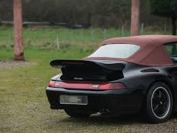 1995 porsche 911 turbo rm sotheby u0027s 1995 porsche 911 turbo cabriolet paris 2018