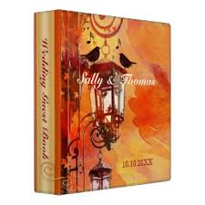 fall wedding guest book fall wedding collection watercolor and lantern