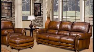 Decorating Ideas For Living Rooms With Brown Leather Furniture Splendid Full Grain Leather Sofa Ideas For Your Living Room