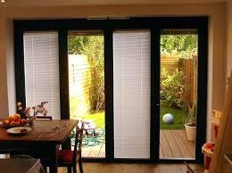 Wood Patio Doors Patio Door Window Treatments Vrboska Hotel