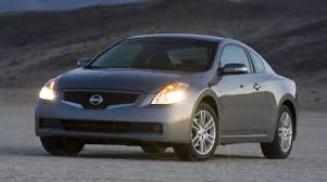 2008 Nissan Altima Coupe Interior Road Test Of The 2008 Nissan Altima 3 5 Se Coupe Full