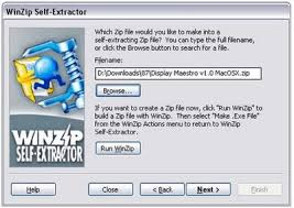 Win32 Cabinet Self Extractor Télécharger Winzip Self Extractor Gratuit