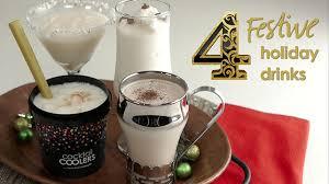 four festive drinks tastefully simple