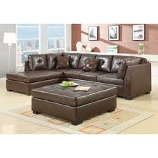 Sofa Leather And Fabric Combined by Leather Sectional Sofas Shop The Best Deals For Oct 2017