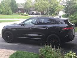 ultimate black jaguar f pace pictures page 3 jaguar f pace forum