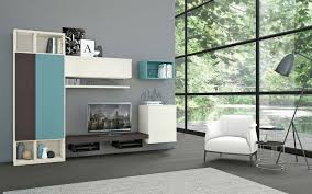 Modern Living Room Wall Units With Storage Inspiration DesignRulz - Modern wall unit designs for living room