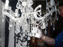 How To Clean Glass Chandelier Mr Chandelier U2013 Chandelier Cleaning U0026 Restoration U2013 Melbourne And