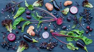Hues Of Purple Hues Of Purple On Plate For Healthy Life The Indian Express