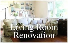 living room renovation living room renovation before after youtube