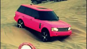 range rover pink nice fun and dream cars pink range rover looks cool youtube