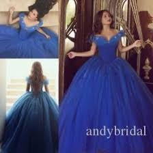 cinderella quinceanera dress 2015 quinceanera dresses cinderella gowns blue prom dresses