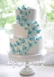 25 elegant tiffany blue wedding cake ideas wedding philippines