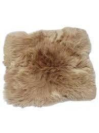 White Fur Cushions Alpaca Fur Cushions Baby Alpaca Fur Cushion Skin Cushions