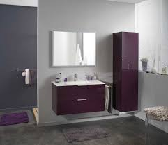 cuisine blanche mur aubergine cuisine blanche mur aubergine salle de galerie avec salle de bain