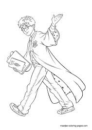 73 harry potter coloring pages images