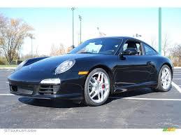 Porsche 911 Black - 2010 black porsche 911 carrera s coupe 20417157 gtcarlot com
