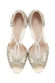 wedding shoes peep toe emmy london cinderella ivory open toe wedding shoes mr bridal