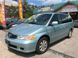2004 honda odyssey national auto group