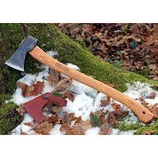 Handmade Swedish Axe - bruks mears wilderness axe