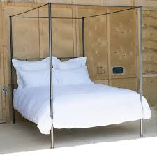 charlotte four poster bed from 937 nights in iron the iron