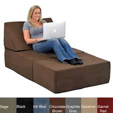 comfort lounge memory foam chair ottoman set lounging sectional