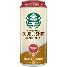 starbucks doubleshot vanilla light starbucks doubleshot energy spiced vanilla energy coffee beverage