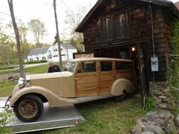 Vintage Cars Found In Barn In Portugal This 1932 Rolls Royce 20 25 Has Recently Been Unearthed From Long