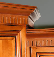 Kitchen Cabinets Molding Ideas Cool Crown Molding Kitchen Cabinets On Install Crown Molding