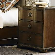 liberty furniture cotswold transitional 3 drawer nightstand