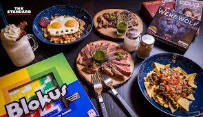 base cuisine ก นไปเล นไปก ได แม ไม ว า ท caveman base สวรรค ของคนร กเกม the