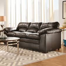 Leather Sectional Sofa Ashley by Furniture Simmons Sofa For Comfortable Seating U2014 Threestems Com