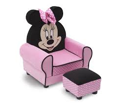 disney mickey mouse clubhouse toddler sofa chair and ottoman