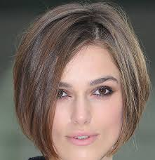 pics of new short bob haircuts on jordan dunn and lilly collins 50 top hairstyles for square faces