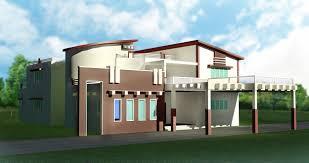 Modern Villa by 3d Model Modern Villa Cgtrader