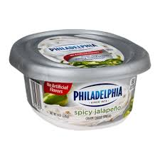 philadelphia light cream cheese spread philadelphia cream cheese spread spicy jalapeno reviews