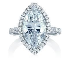 marquise halo engagement ring halo statement marquise engagement ring engagement rings