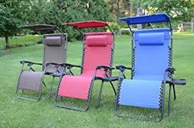 Zero Gravity Chair Table Amazon Com Deluxe Oversized Extra Large Zero Gravity Chair With