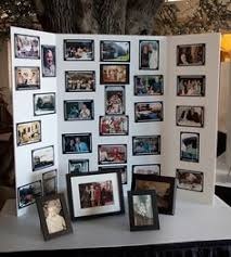 funeral picture display ideas you ve seen them at many memorials
