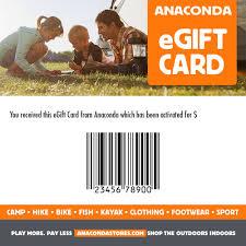 play egift card anaconda egift card