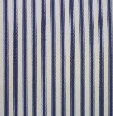 Upholstery Fabric Striped 100 Cotton Woven Ticking Stripe Deck Chair Furniture Upholstery