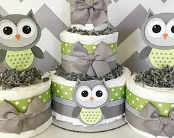 owl decorations for baby shower owl baby shower decorations etsy