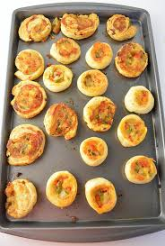 indian appetizers veggie pinwheels appetizer potluck recipes finger foods