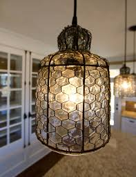 wire pendant light fixtures fantastic chicken wire chandelier chicken wire pendant light soul