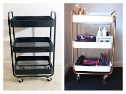 Target Metal Shelving by A While Back I Bought A Metal Storage Cart From Target Which I